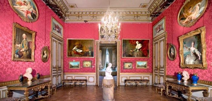 Muse e jacquemart andre salon des peintures