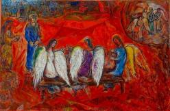 Musee chagall nice abraham anges 1