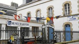 Musee maritime du cap sizun le te le gramme