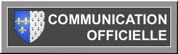 COMMUNICATION OFFICIELLE