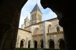 Nieul 2 l abbaye