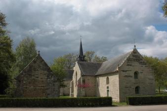 Noyalpontivy stenoyale chapelle 5873
