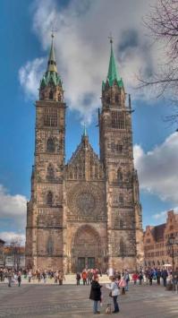 Nuernberg lorenzkirche