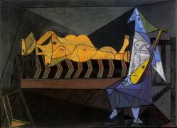 Picasso l aubade