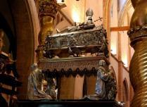Tombeau en argent de Saint Adalbert