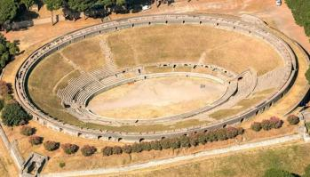 Pompe i amphitheatre