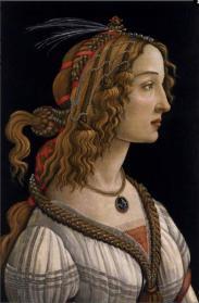 Portrait de jeune femme 1475