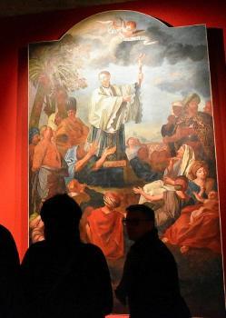 Pre dication de saint franc ois