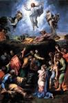 Raphael transfiguration 1518 20