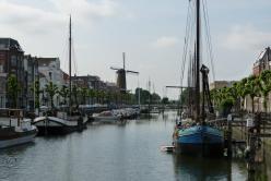Rotterdam l ancien port de delft