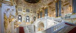 Russia san pietroburgo museo hermitage