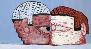 Schirn presse philip guston aggressor 1978 1