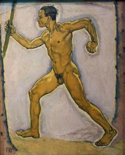 The wanderer koloman moser 1914