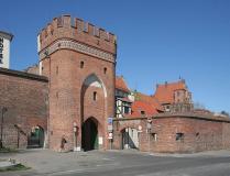 Torun porte de la ville