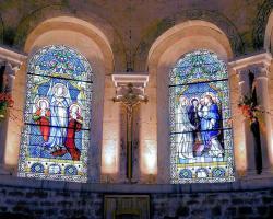 Vezelay vitraux