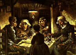 Vincent van gogh the potato eaters 1 1