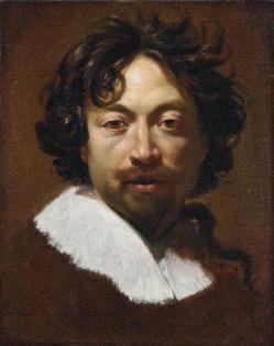 Vouet autoportrait