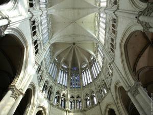 Voute de cathedrale