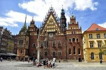 Wroclaw place du marche