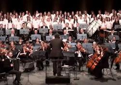 Ch eurs et orchestre
