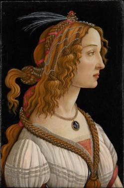 Exposition botticelli au musee jacquemart andre