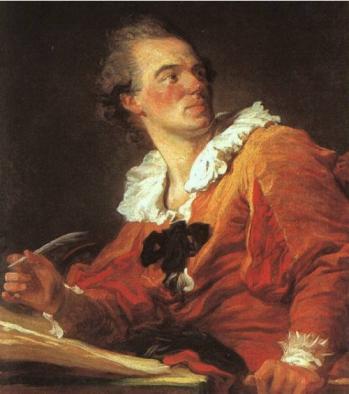 Fragonard - L' inspiration